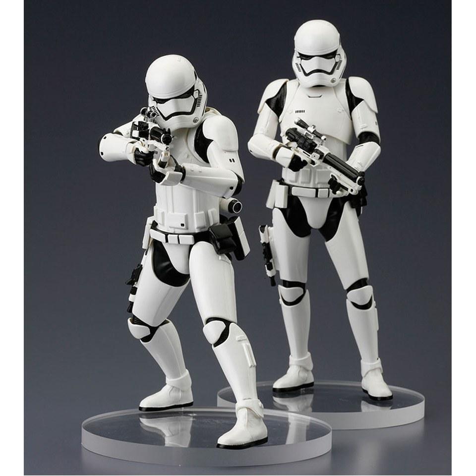 Star Wars Episode VII ARTFX Statuen Doppelpack First Order Stormtrooper