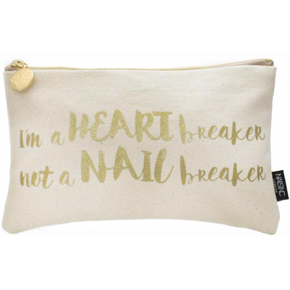 nails-slogan-im-a-heart-breaker-not-a-nail-breaker-canvas-cosmetic-bag-pink
