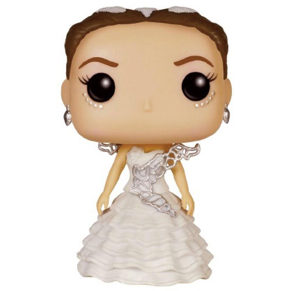 The Hunger Games Katniss Wedding Dress Pop Vinyl Figure