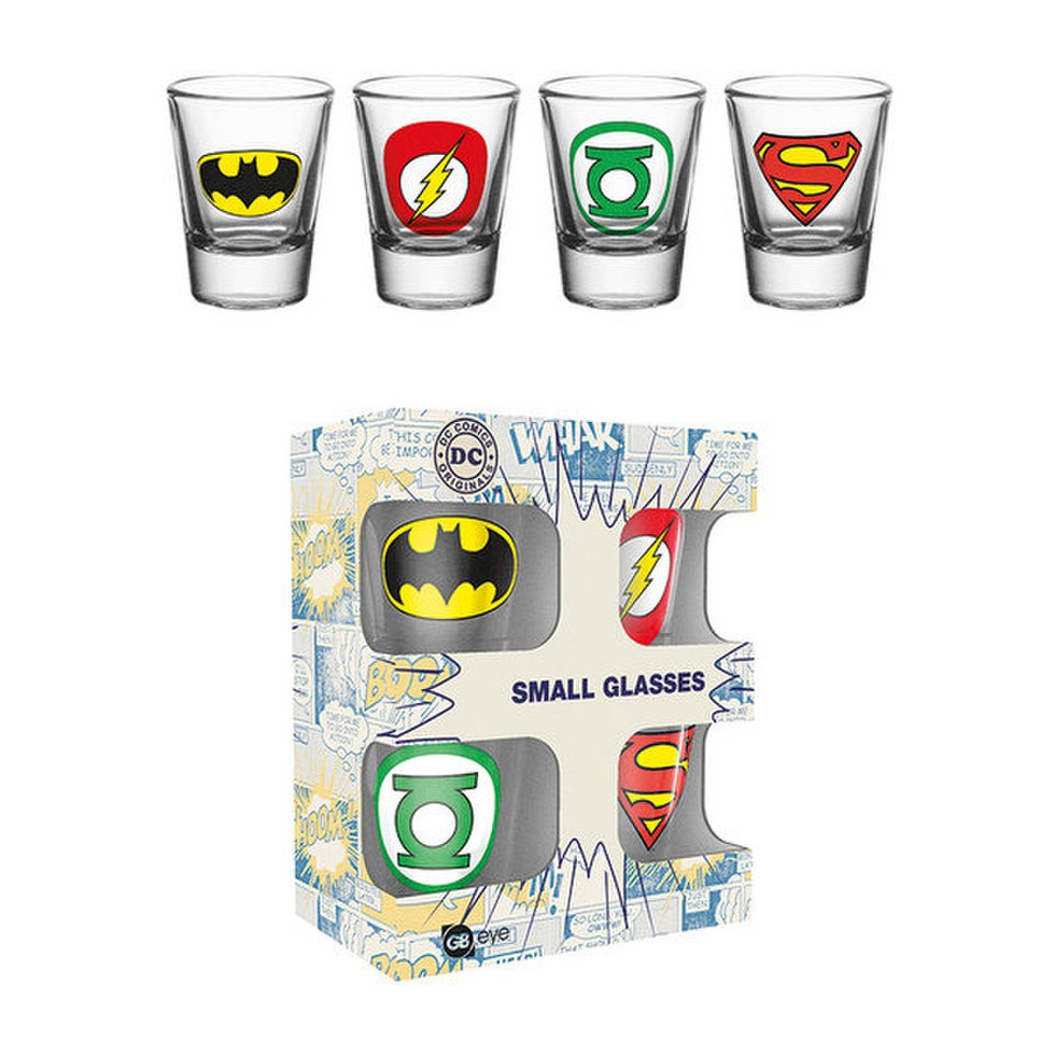dc-comics-logos-shot-glasses