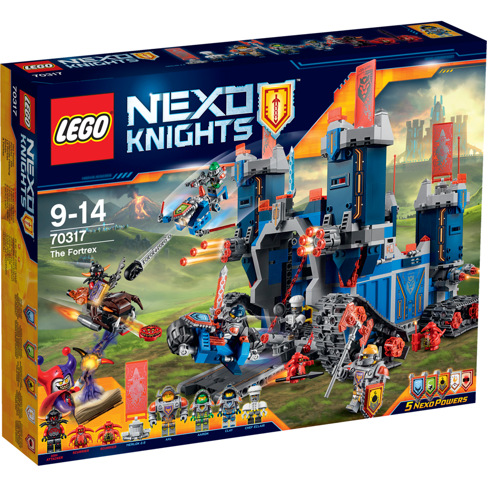 lego-nexo-knights-the-fortrex-70317