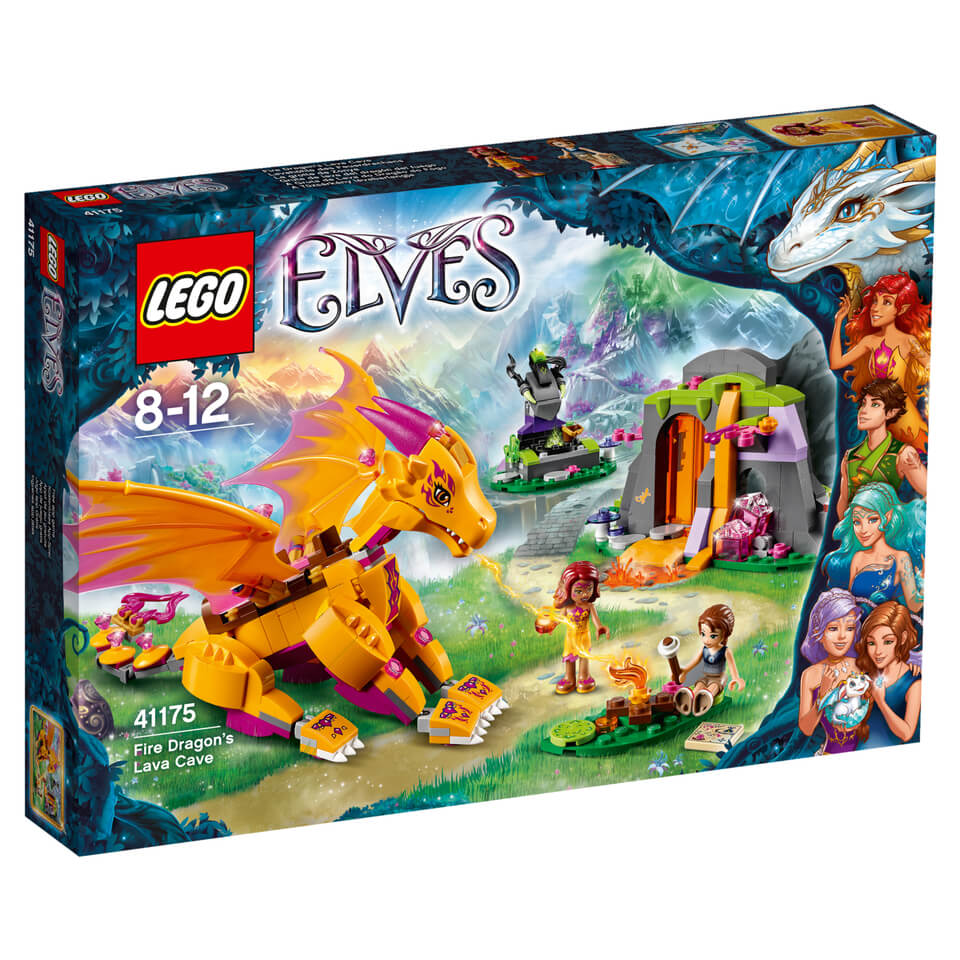 lego-elves-fire-dragon-lava-cave-41175