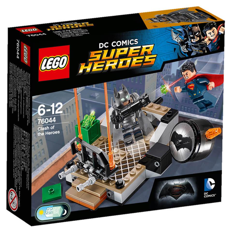 LEGO DC Comics Batman v Superman Duell der Superhelden (76044)