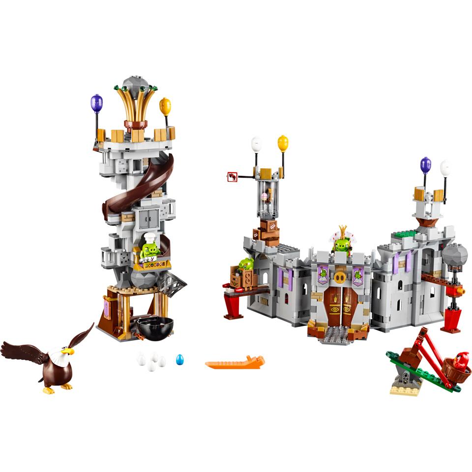 prix LEGO 75826 Le Chateau Du Roi Cochon