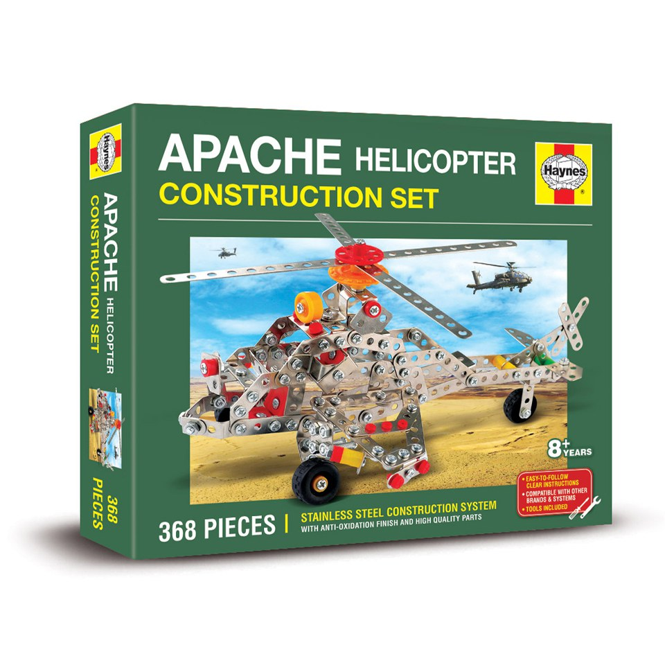 haynes-apache-helicopter-construction-set