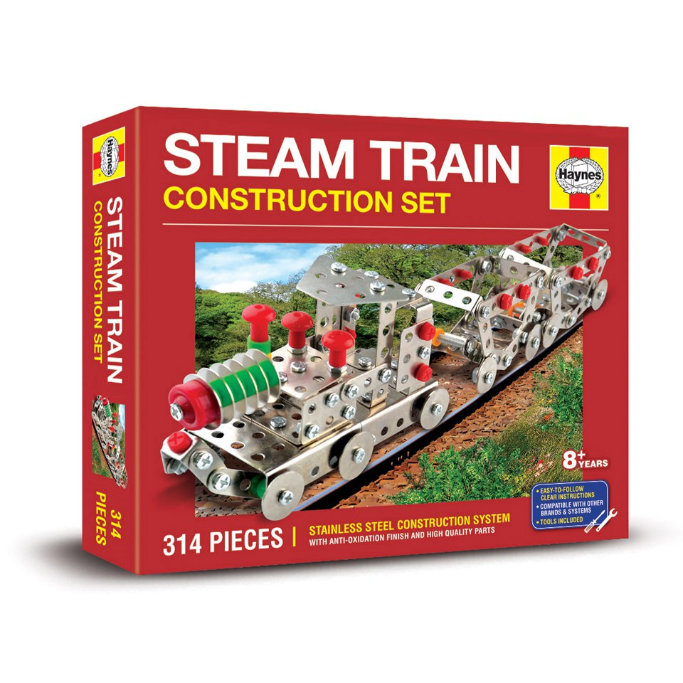 haynes-steam-train-construction-set