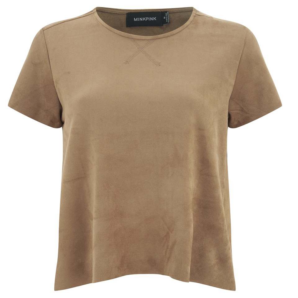 minkpink-women-truth-potion-micro-suede-seamed-t-shirt-tan-6