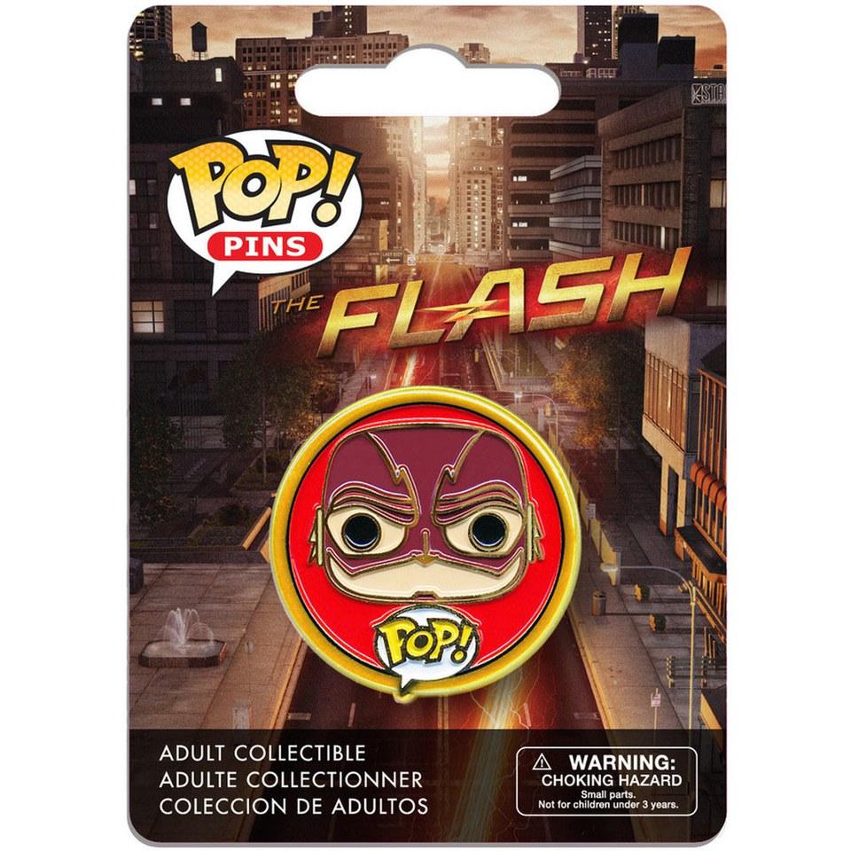 DC Comics POP! Pins Ansteck Button The Flash TV Ver.