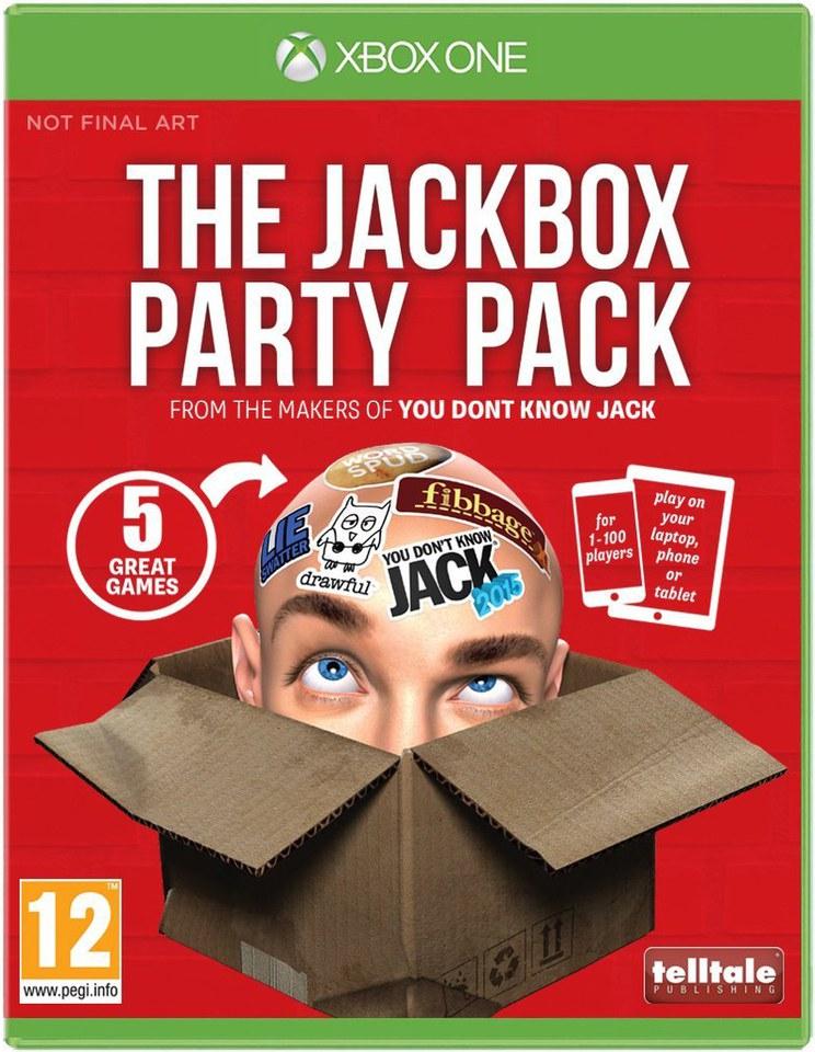 Jackbox Tv Games For Kids