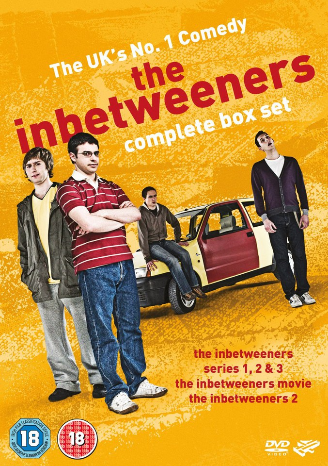 the-inbetweeners-complete-collection