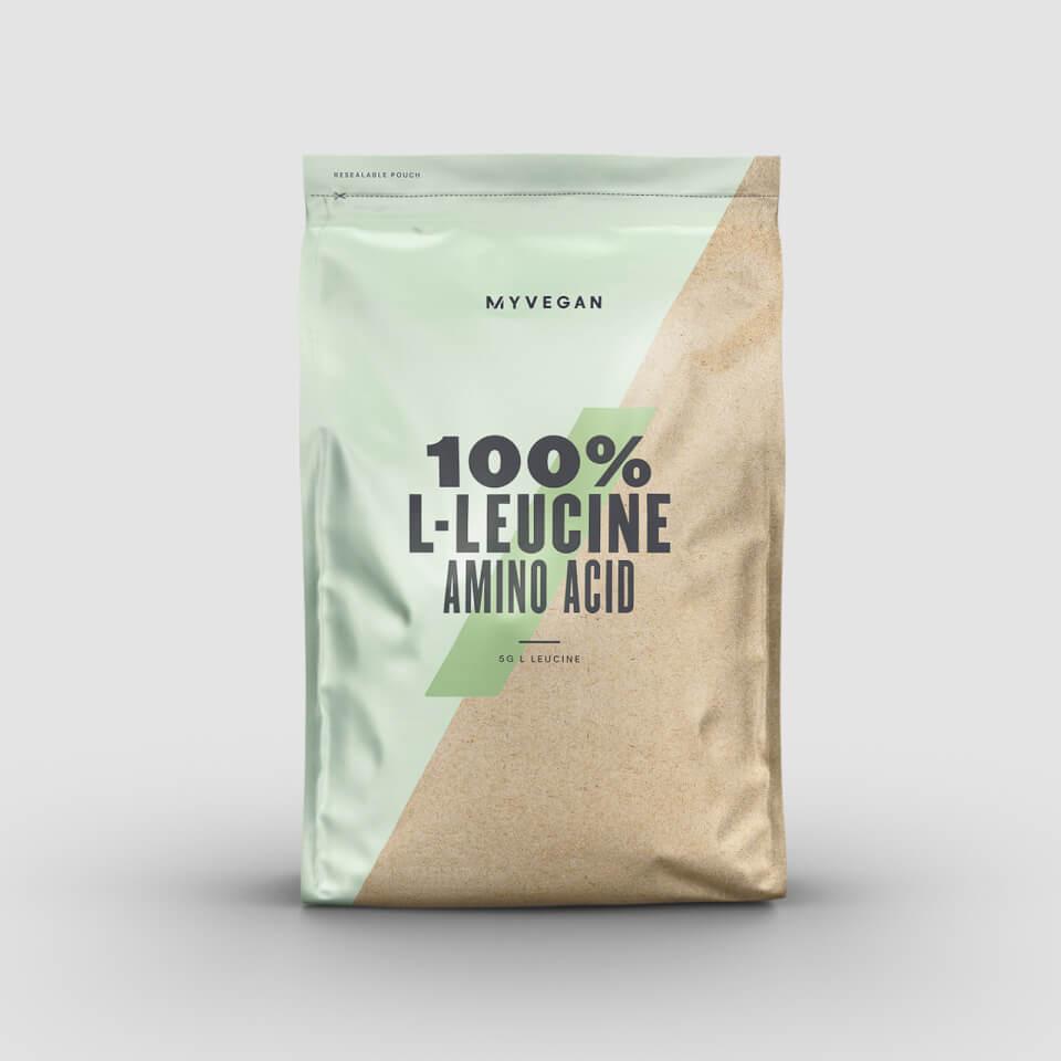 100% Vegan L-Leucine Powder - 500g - Unflavoured, Myprotein