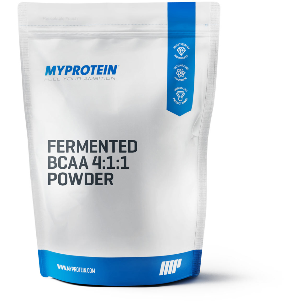 Foto BCAA 4:1:1 Fermented, Lemon and Lime, 250g Myprotein Nutrizione sportiva