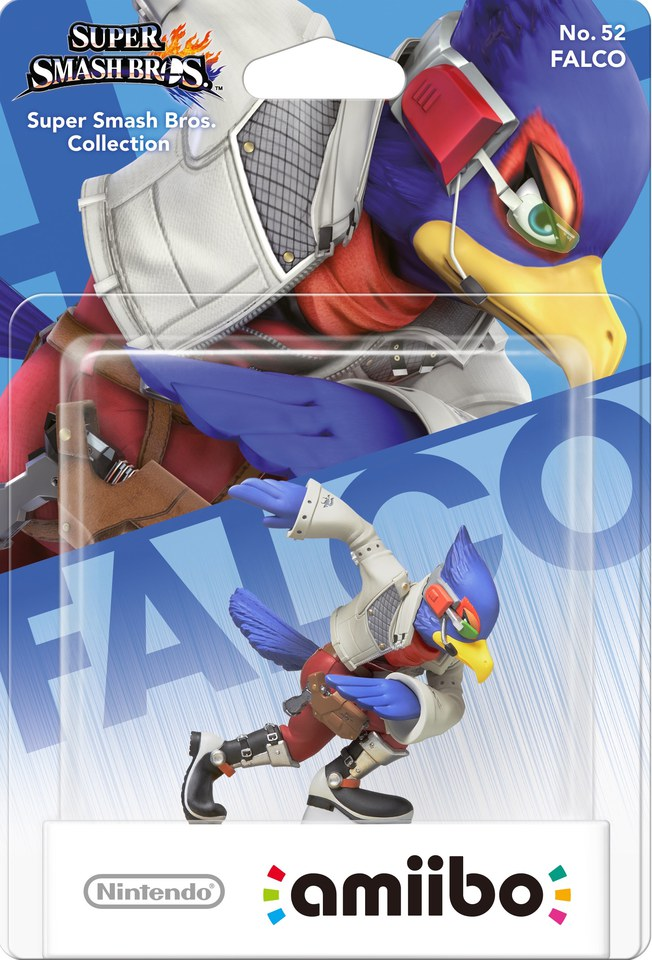 amiibo-smash-falco