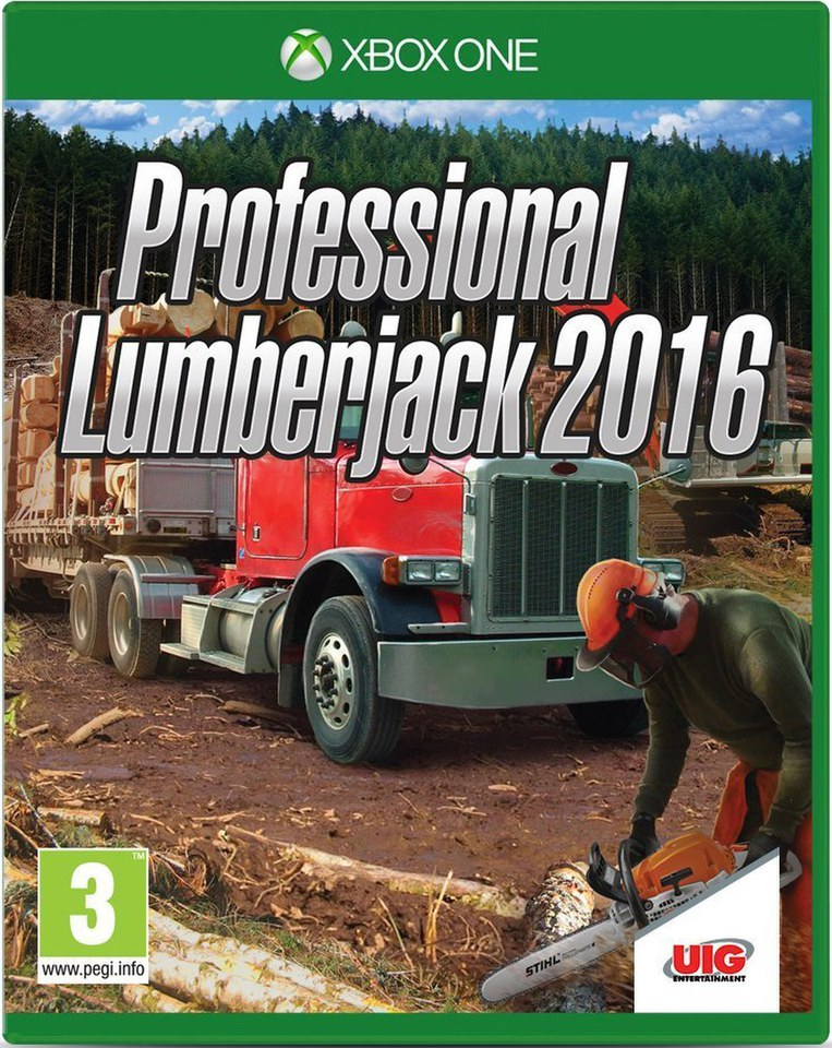 Jeux Simulation Xbox One : professional lumberjack 2016 xbox one zavvi ~ Pogadajmy.info Styles, Décorations et Voitures