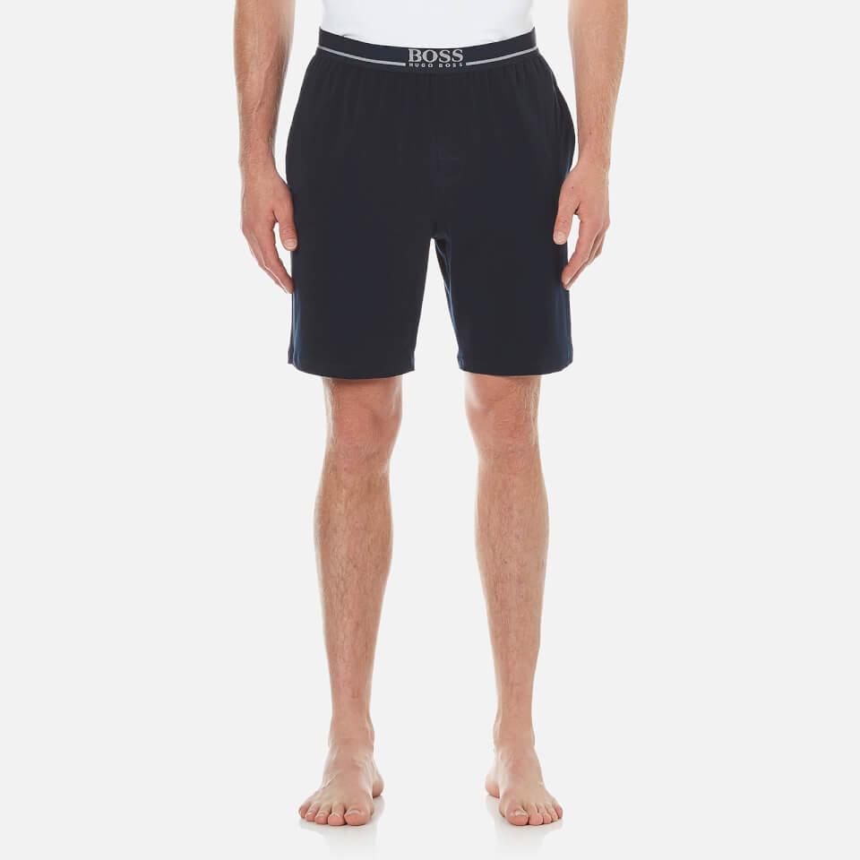 boss-hugo-boss-men-cotton-lounge-shorts-navy-s-navy