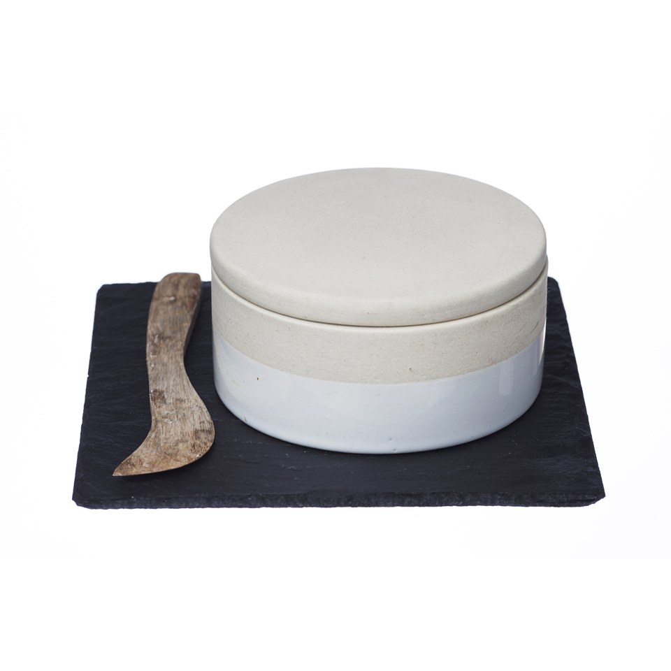 just-slate-stoneware-gourmet-cheese-baker