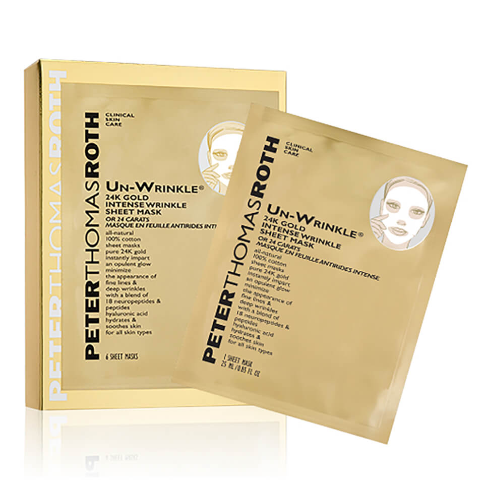 Image of Peter Thomas Roth UnWrinkle Sheet Mask