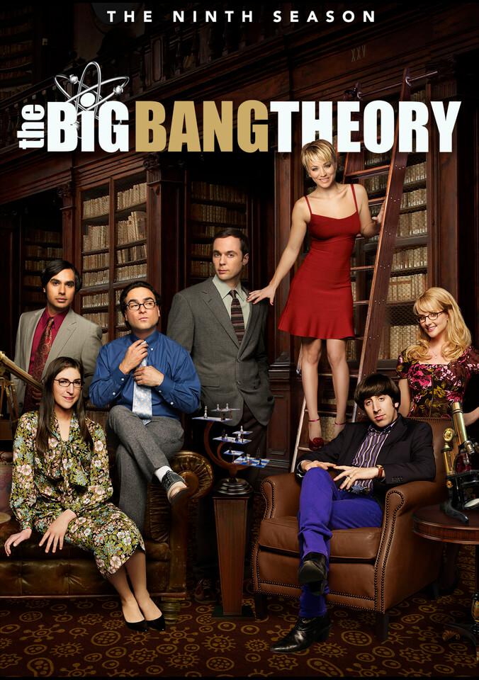 big bang theory staffel 9 netflix