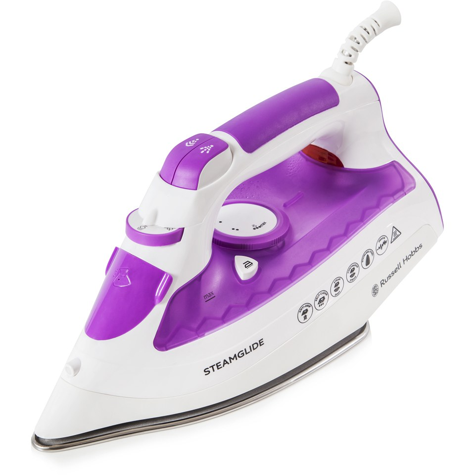 russell-hobbs-21360no-steamglide-steam-iron-white