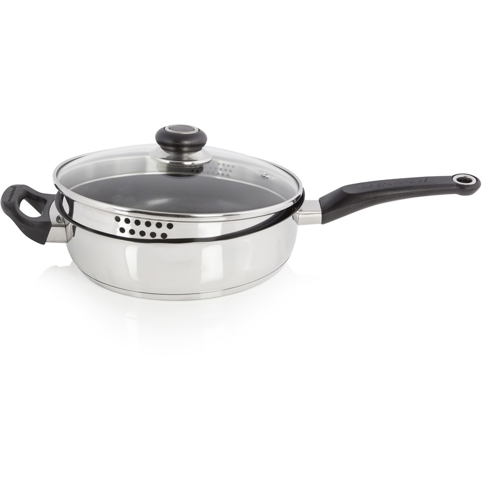 morphy-richards-970009-stainless-steel-saute-pan-24cm