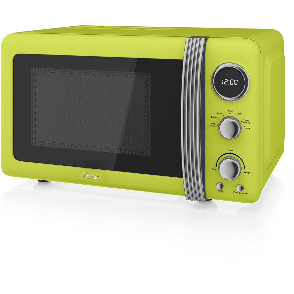 swan-sm22030ln-digital-microwave-lime-800w