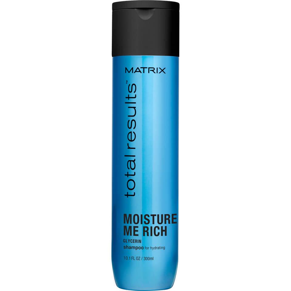 MatrixTotal Results Moisture Me Rich schampo(300 ml)