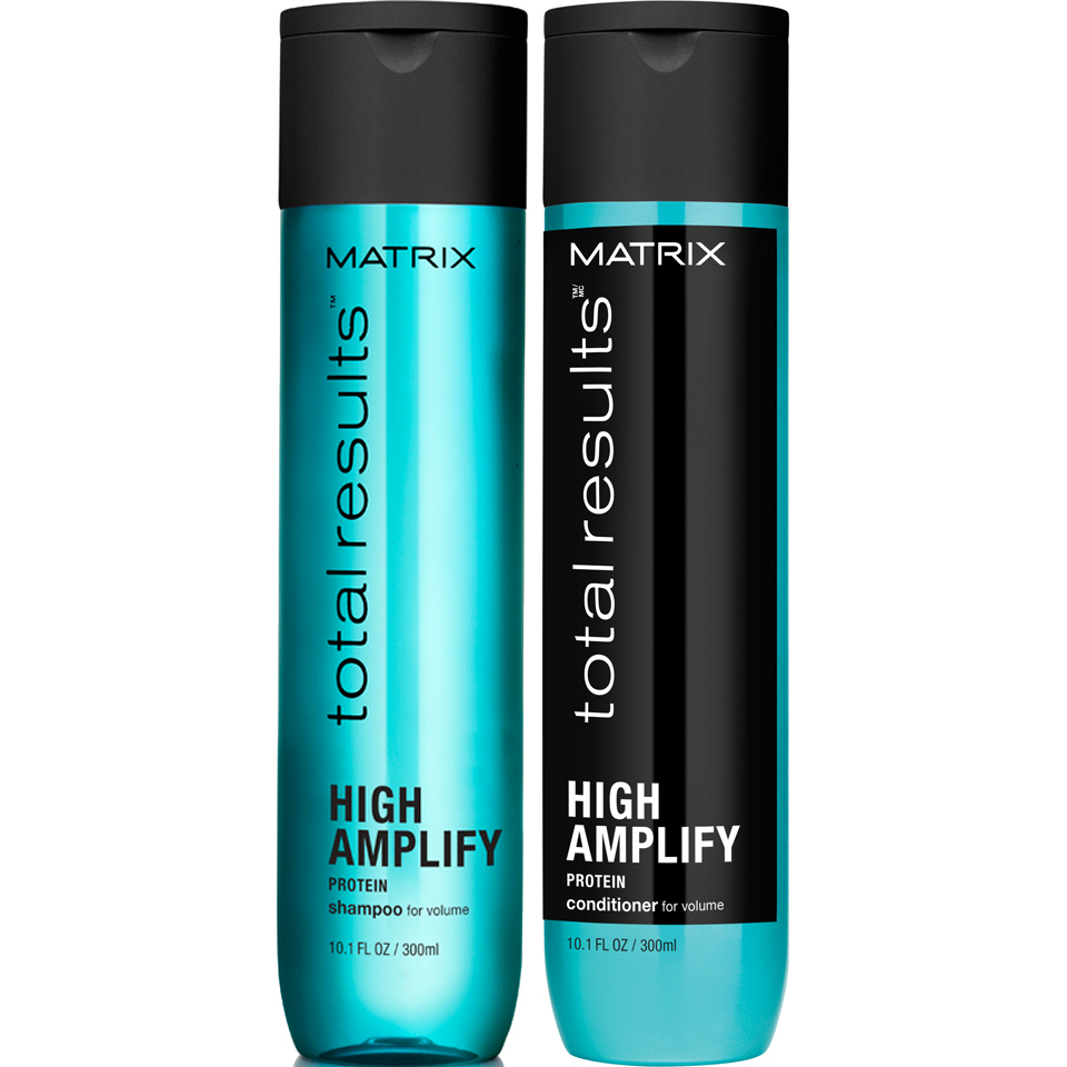 Matrix Total Results High Amplify Shampoo And Conditioner