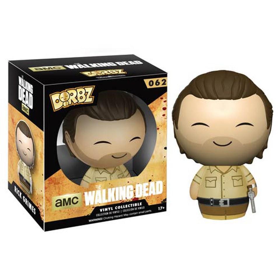 The Walking Dead Rick Dorbz Action Figur