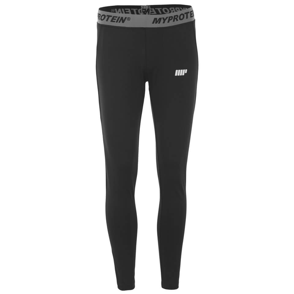 Myprotein Women's Core Leggings - Black, XS