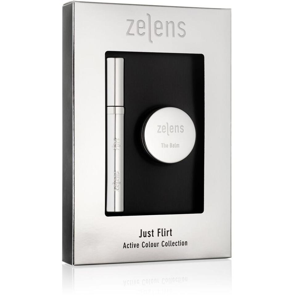 Köpa billiga Zelens Just Flirt Active Colour Collection (Värde ca 760 SEK) online