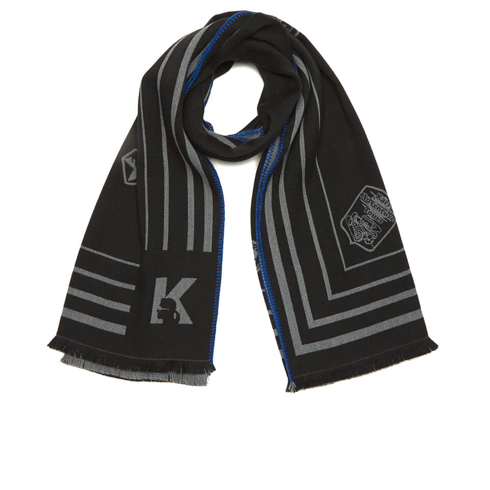 karl-lagerfeld-women-travel-blanket-scarf-black