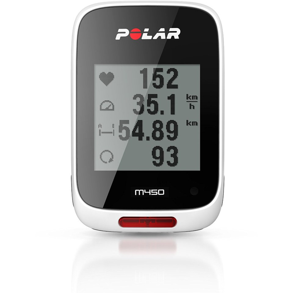polar-m450-white-hr-cycling-computer