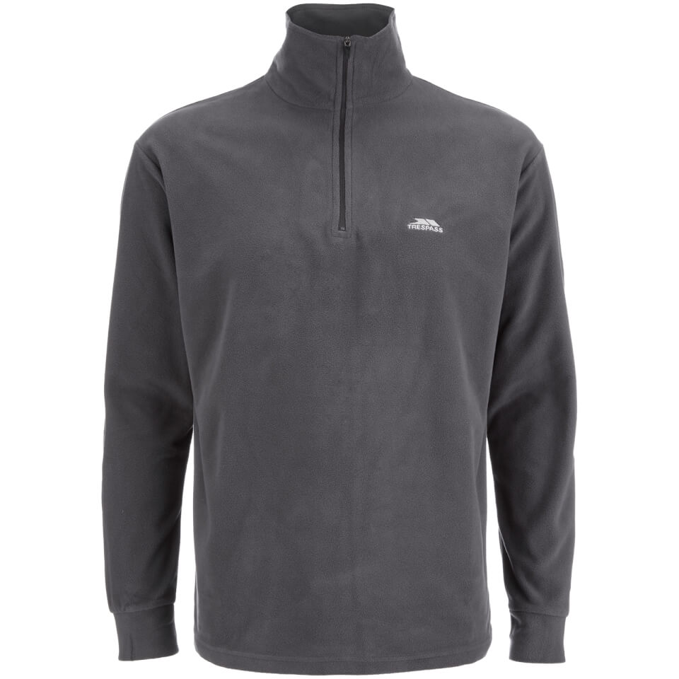 trespass-men-masonville-half-zip-fleece-jumper-flint-s
