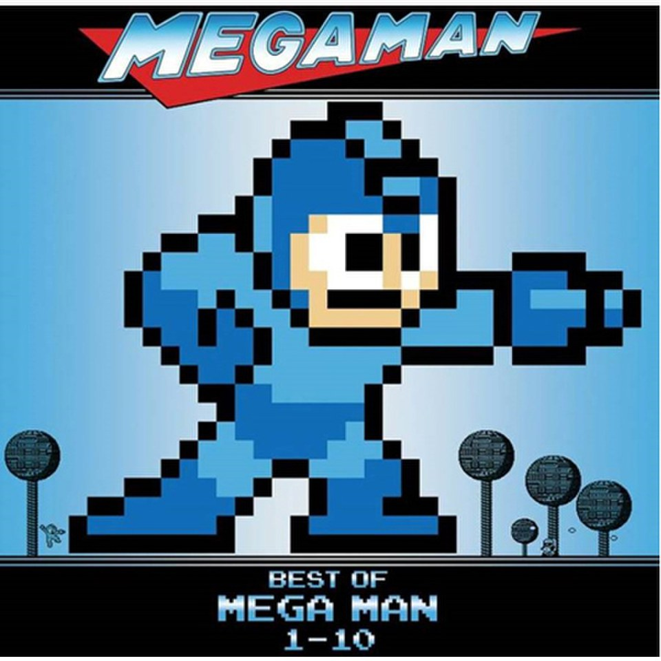 Mega Man 1 10 The Original Soundtrack Ost 1lp