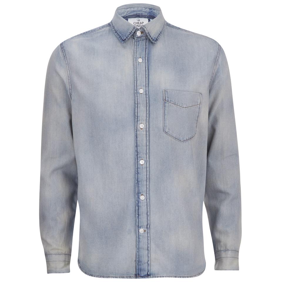 cheap-monday-men-air-denim-shirt-jet-blue-m