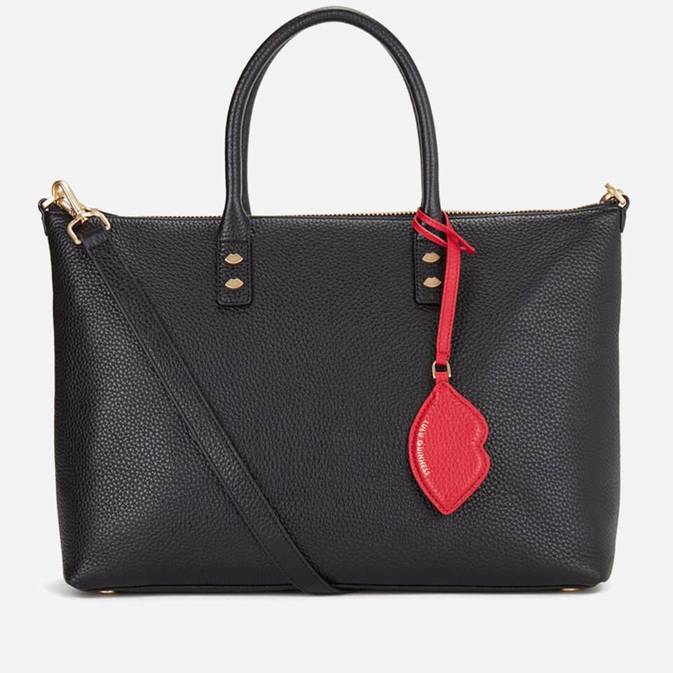 lulu-guinness-women-frances-medium-tote-bag-with-lip-charm-black