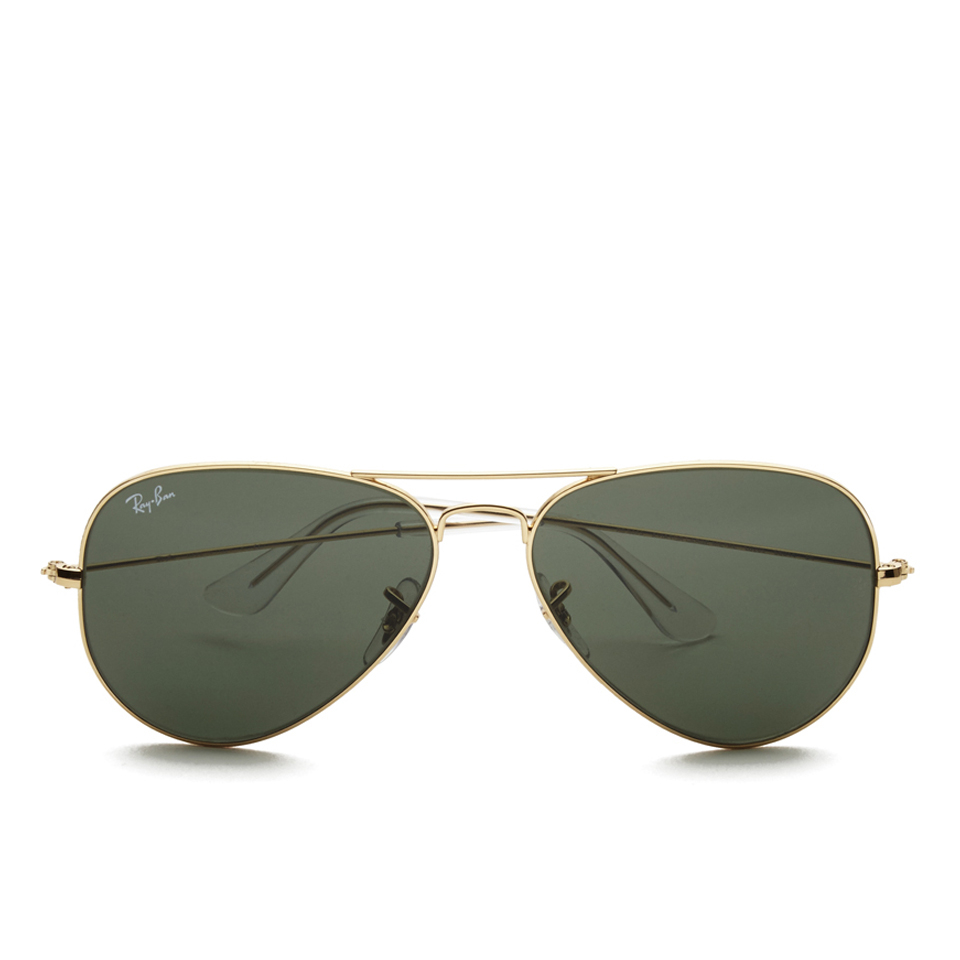 ray-ban-aviator-large-metal-sunglasses-58mm-mirrow-multi-green