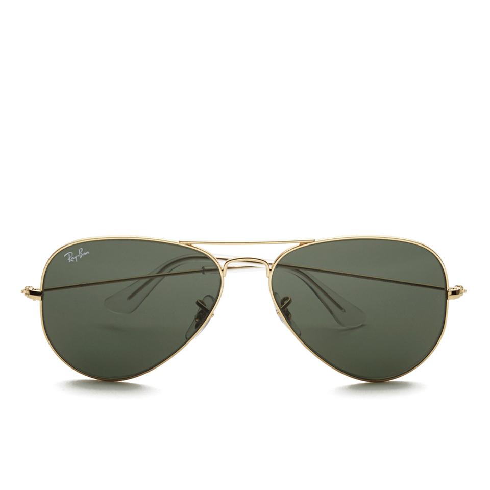 ray-ban-aviator-large-metal-sunglasses-58mm-mirrow-multi-green