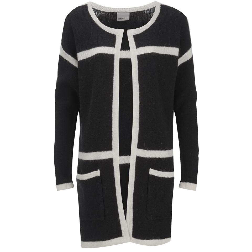 vero-moda-women-odelia-long-sleeve-coatigan-black-s