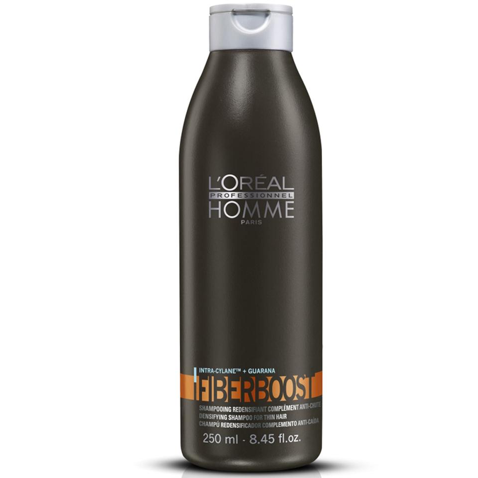 L'Oreal Professionnel Homme Shampoo Fiberboost (250 ml)