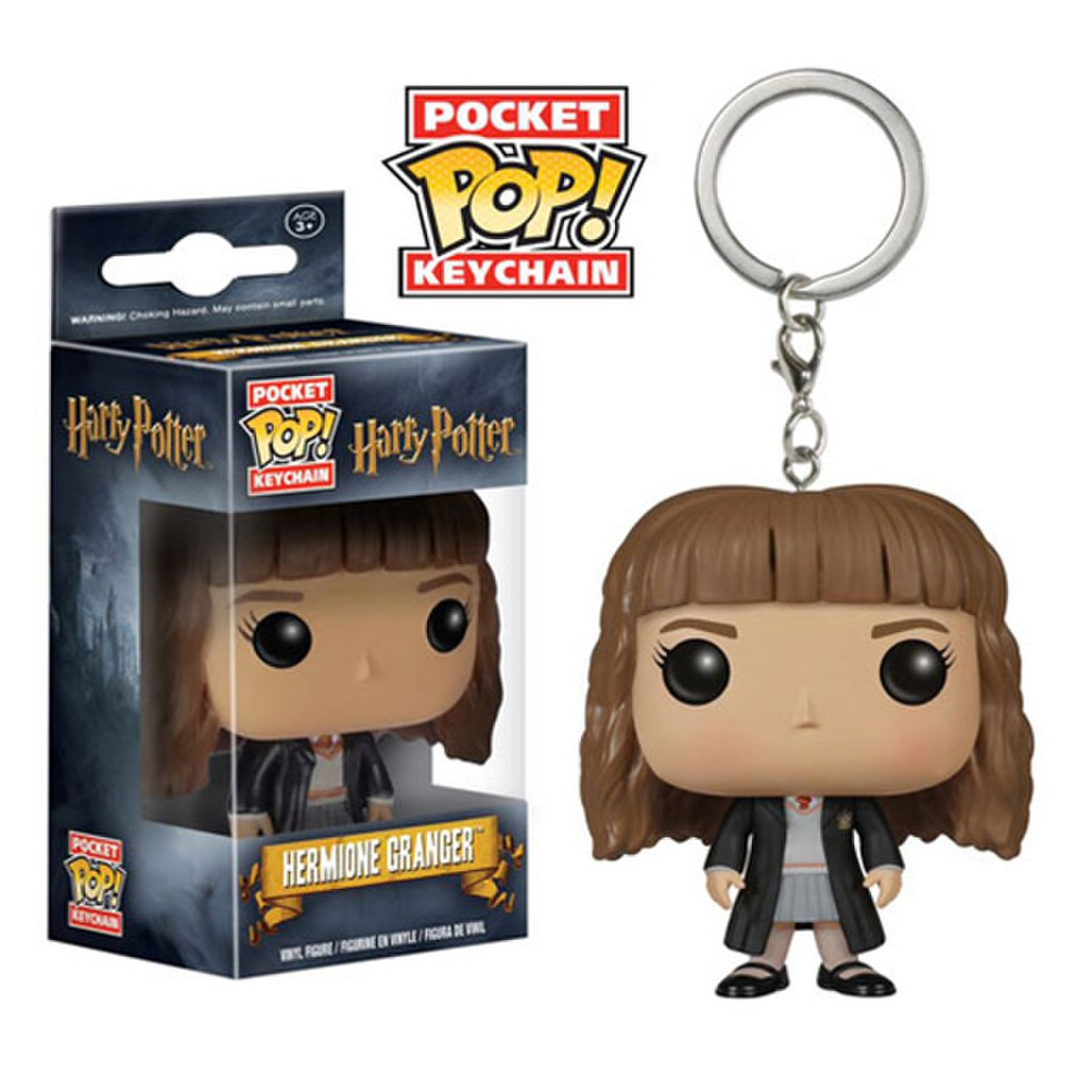 Harry Potter Pocket Pop! Schlüsselanhänger Hermine