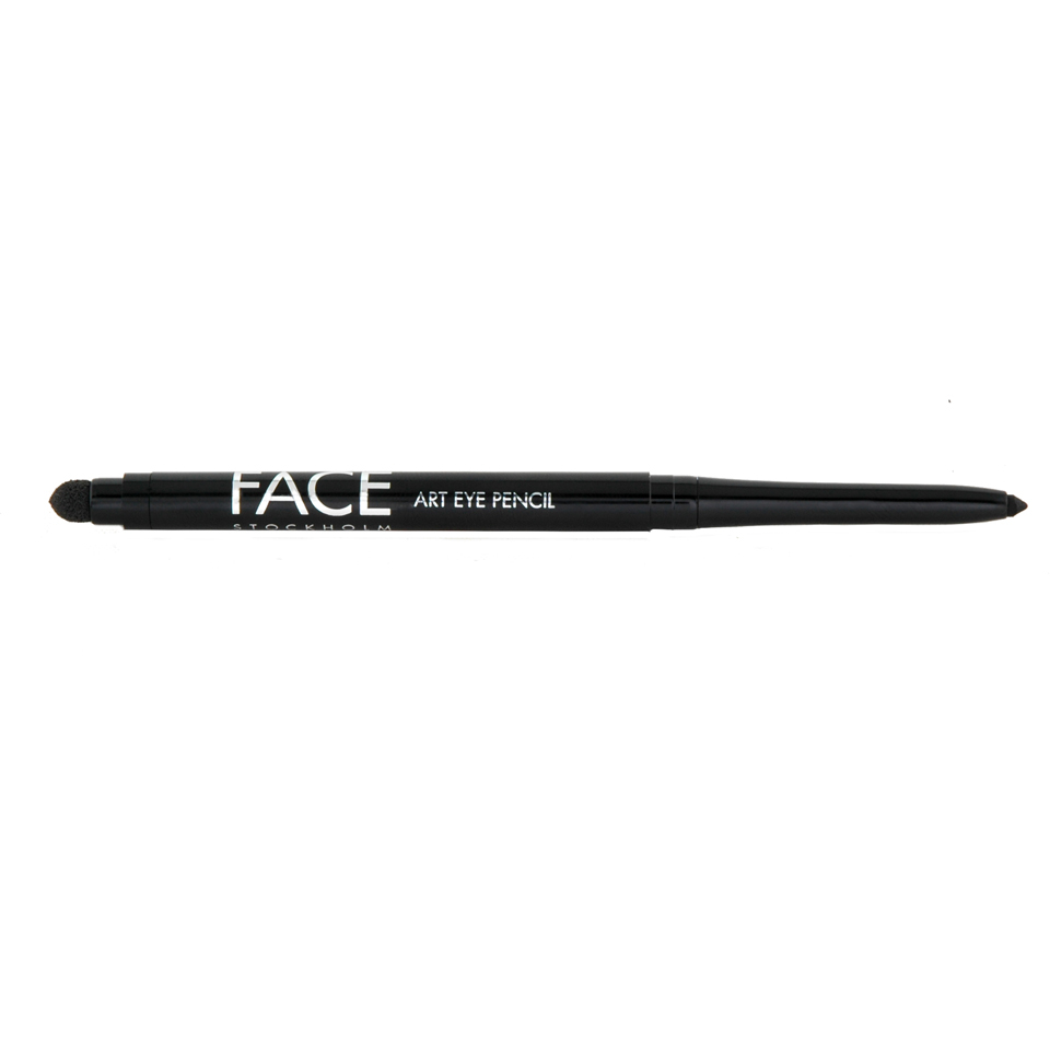 FACE Stockholm Art Eye Pencil i svart