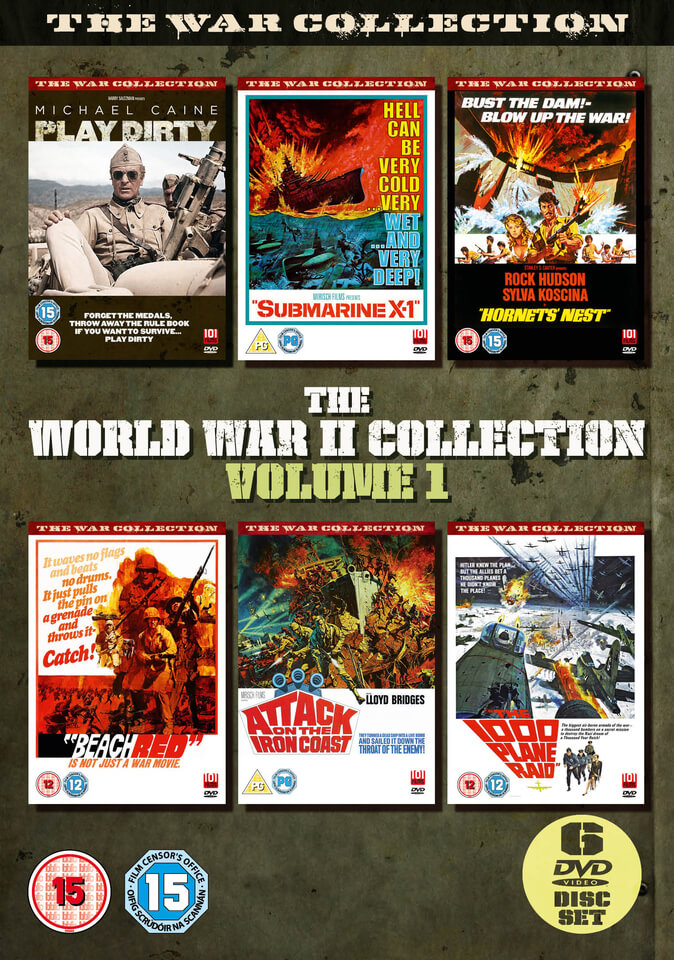 the-war-collection-volume-1