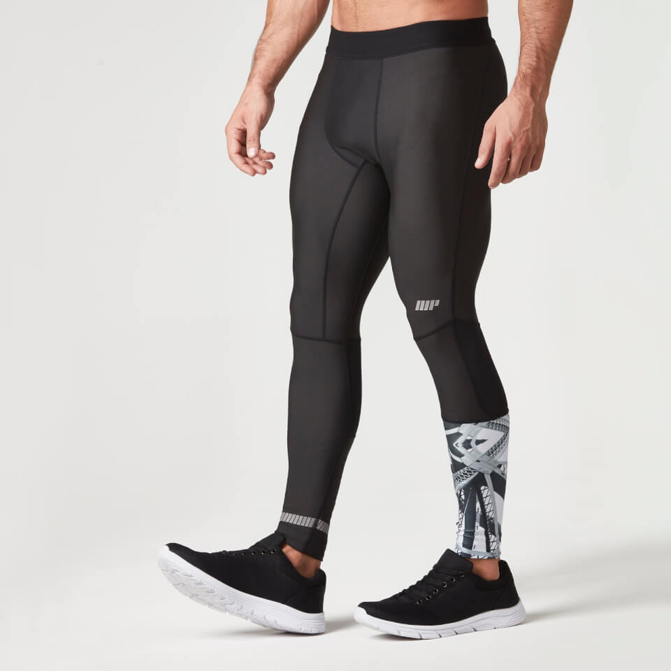 Myprotein Men's Training Tights - Black - L