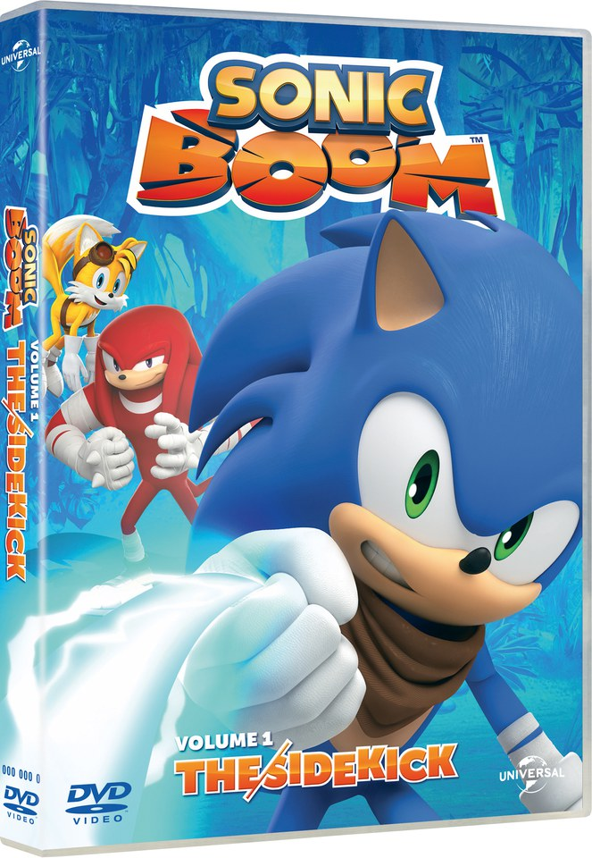 sonic-boom-the-sidekick-includes-poster