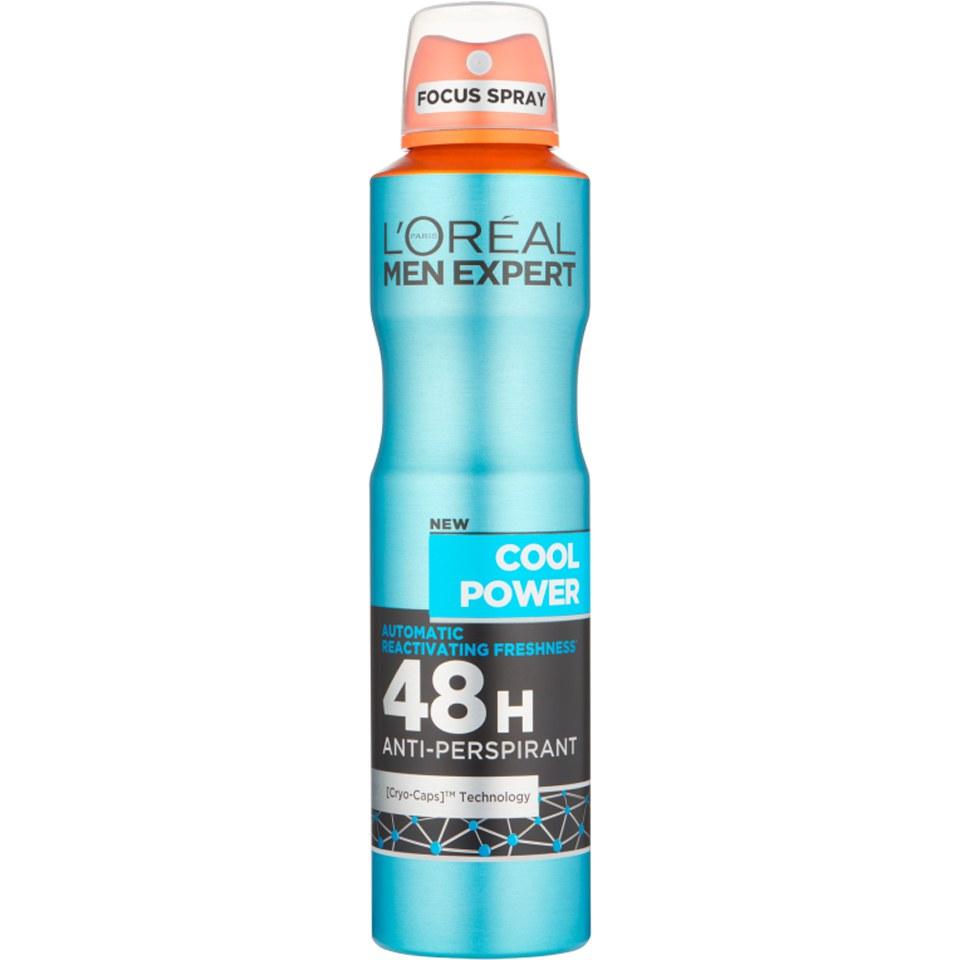 loreal-paris-men-expert-cool-power-48-hour-anti-perspirant-250ml
