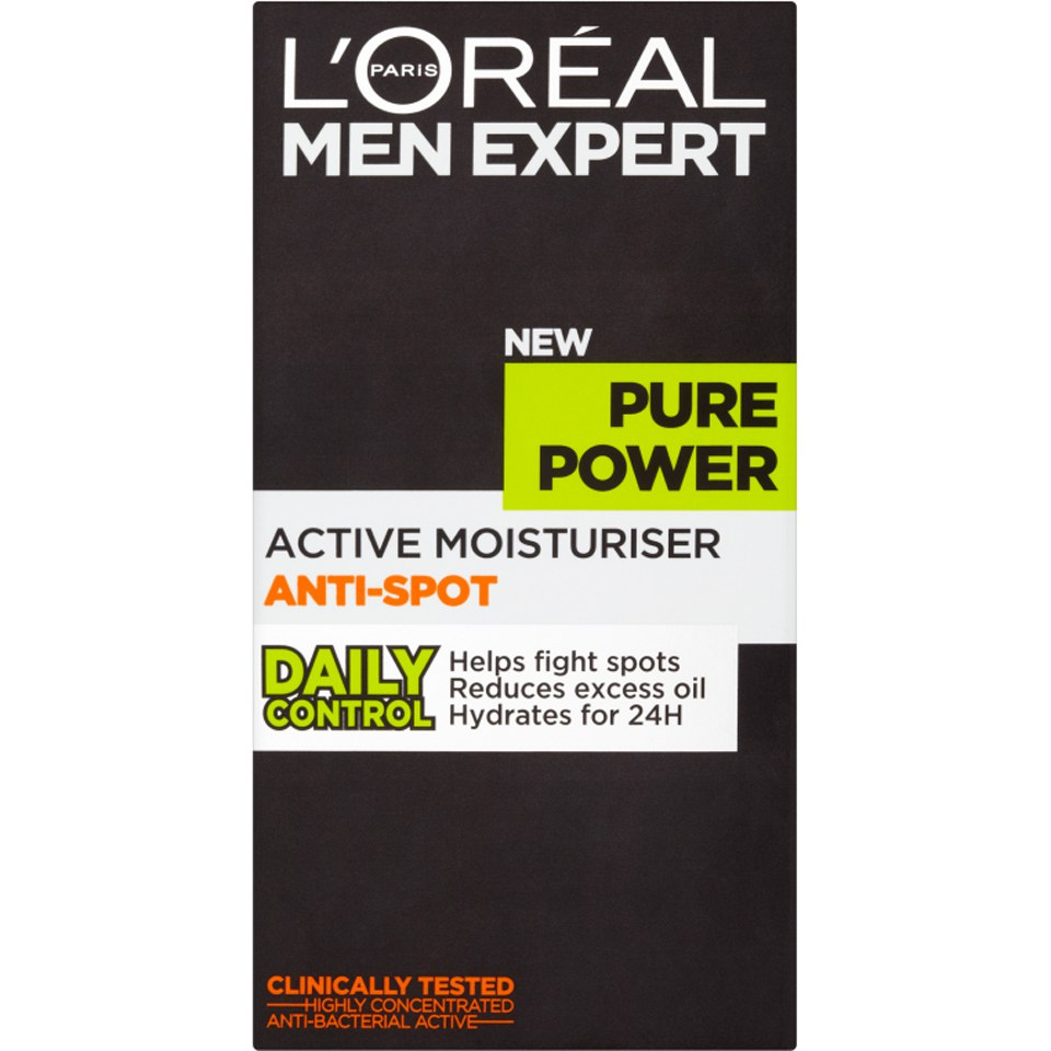 loreal-paris-men-expert-pure-power-moisturiser-50ml
