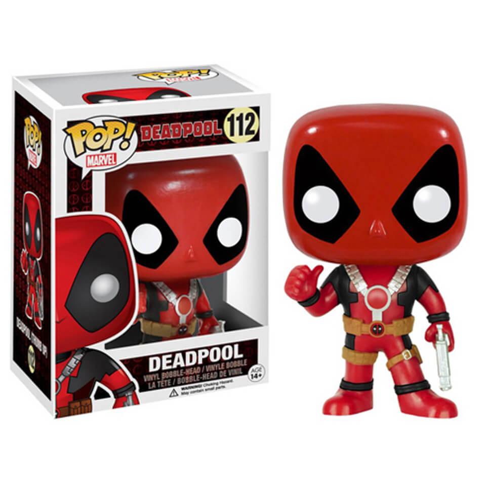 Marvel Deadpool Thumbs Up Deadpool Pop! Vinyl Figur