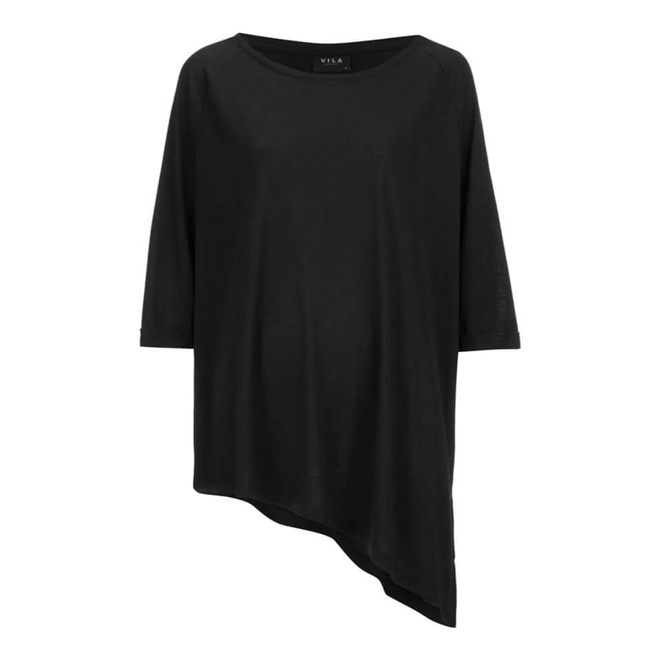 vila-women-tabat-oversize-top-black-xs-6