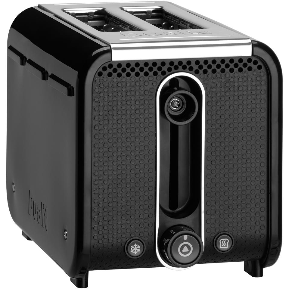 Dualit 26410 Studio 2 Slice Toaster - Black